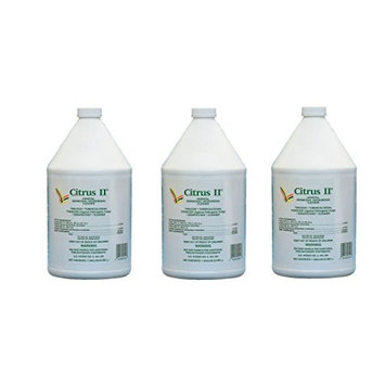 Citrus II 1 Gal. Hospital-Strength Germicidal Cleaner (3)