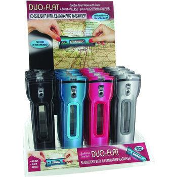 DDI 2279959 Flat Lite Magnifier Case of 24