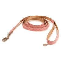 Premier Bark Avenue Dog Leash / Style (1 in / Pink)