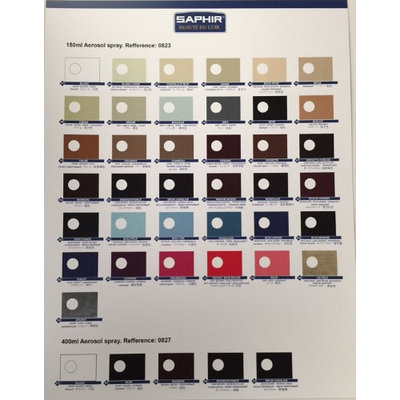 Saphir 150 ml Tenax Leather Dye Aerosol