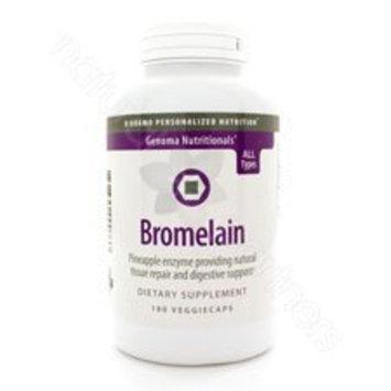 D'Adamo Personalized Nutrition - Bromelain 180 vcaps