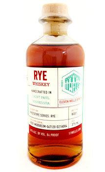 11 Wells Rye Whiskey