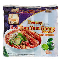 MyKuali Penang Tom Yum Noodle 4-Pack
