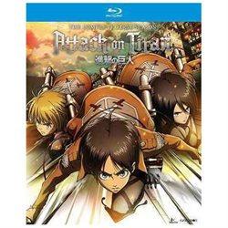 Attack On Titan - Season 1 Complete Blu-ray