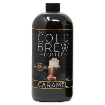 Jordan's Skinny Mixes® 32 oz. Salted Caramel Cold Brew Coffee Concentrate