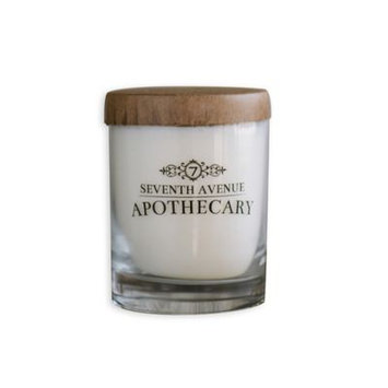 Seventh Avenue Apothecary Hand-poured Azalea and Black Walnut Artisan Soy Candle