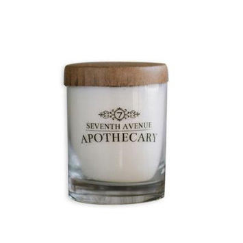 Seventh Avenue Apothecary Hand-poured Orange and Sugarwood Artisan Soy Candle
