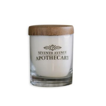 Seventh Avenue Apothecary Hand-poured Eucalyptus and Ginseng Artisan Soy Candle