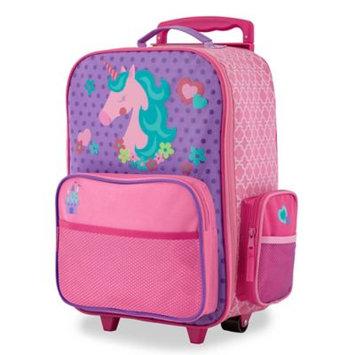 Stephen Joseph Classic Rolling Luggage Unicorn - Stephen Joseph Softside Carry-On