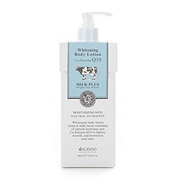 Scentio Milk Plus Whitening Body Lotion Co-Enzyme Q10
