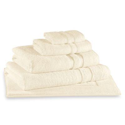 Wamsutta® UltraSoft MICRO COTTON® Bath Towel in Ivory