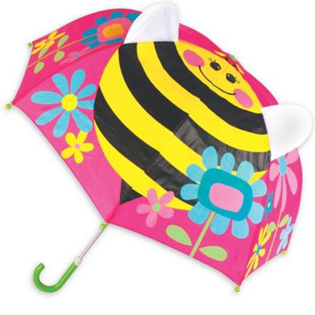 Stephen Joseph Kids Pop Up Umbrella Bee - Stephen Joseph Umbrellas and Rain Gear