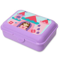 Stephen Joseph® 64 oz. Princess Snack Box in Purple