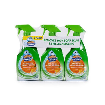 Scrubbing Bubbles Bathroom Grime Fighter, 3 pk./32 oz.