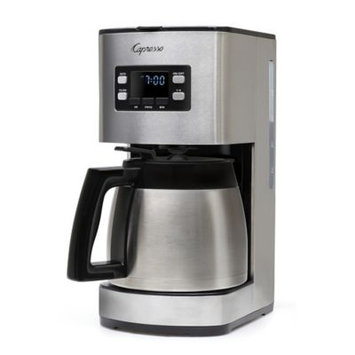 Capresso ST300 12-Cup Stainless Steel Coffee Maker