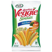 Sensible Portions Garden Veggie Straws, 25 Ounce