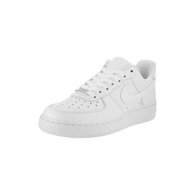 NIKE Women's Air Force 1 Low Basketball Shoe, White - 7.5
