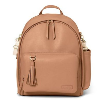 Infant Skip Hop Greenwich Simply Chic Diaper Backpack - Brown