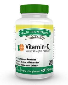 PureWay-C 500mg Vitamin C (60 Capsules)