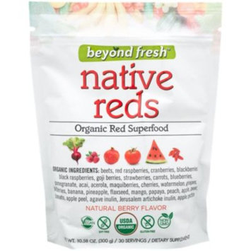 Native Reds (180 Grams Powder) by Beyond Fresh at the Vitamin Shoppe