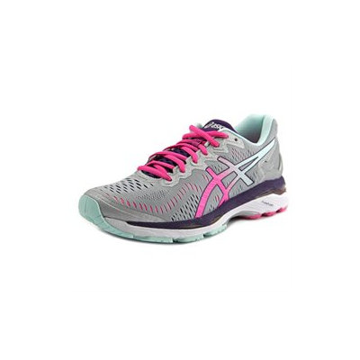 Women's Asics 'Gel-Kayano 23' Running Shoe, Size 9 B - Grey