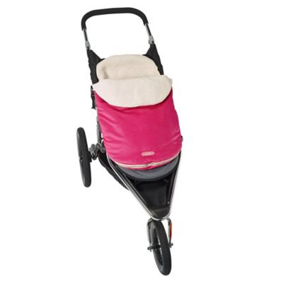 JJ Cole® Infant Original BundleMe® in Sassy Pink