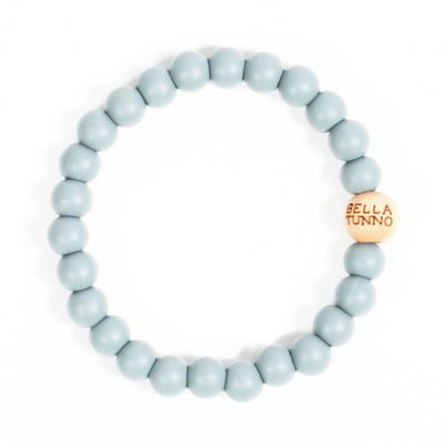 Bella Tunno™ Teething Bracelet in Gray