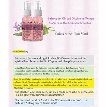 Happy sage Hydrolat 100%,Skin moisturizing, oil control, anti-sensitive, but also youthful vitality of the skin-50ml (1.7 oz)