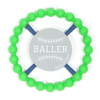 Infant Bella Tunno Happy Teether Toy, Size One Size - Green
