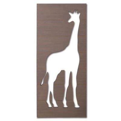 Babies R Us The Peanut Shell - Wall Decor - Giraffe Cut Out