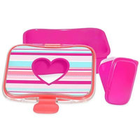 SKIP*HOP® Forget Me Not Heart and Stripes Backpack and Lunch Bag