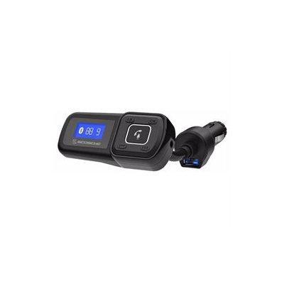 Scosche - Btfreq™ Bluetooth Fm Transmitter - Black