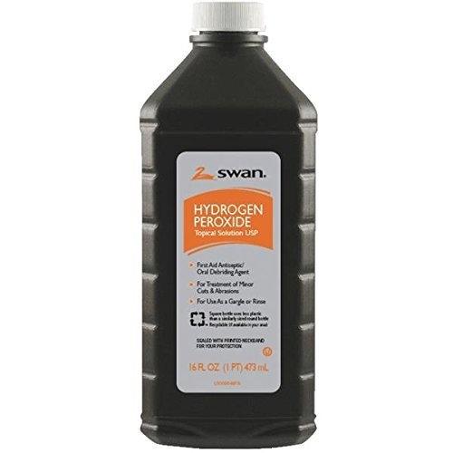 Vi-Jon Inc 16oz Swan 3% Peroxide 1000032237
