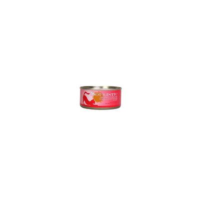 Soulistic Shrimply Divine Tuna & Shrimp Dinner Adult Canned Cat Food in Gelee, 5.5 oz, Case of 8