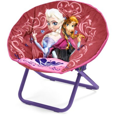 Idea Nuova Novelty Chair: Frozen Saucer Chair, Pink
