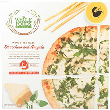 Whole Foods Market, Stracchino & Arugula Wood-Fired Pizza, 10.1 oz, (Frozen)