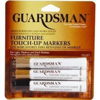 Guardsman Wood Touch-Up Markers - 3 Colors - Touch-Up and Repair Scratches - 465000 [Touch-Up Markers]