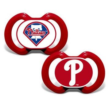 MLB Baby Fanatic 2pk Pacifier Set