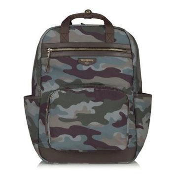 Infant Twelvelittle 'Courage' Unisex Backpack Diaper Bag - Green