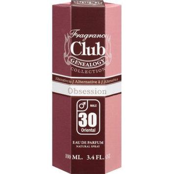 Frag Club #30 - Obsession Formen by Trend Beaute - 3.4 oz Eau de Parfum Spr for Men