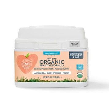 Honest 21 oz. Sensitive Organic Premium Infant Formula
