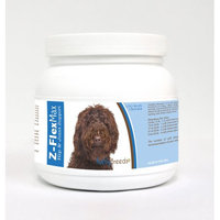 Healthy Breeds 840235110262 Labradoodle Z-Flex Max Hip & Joint Soft Chews - 100 Count