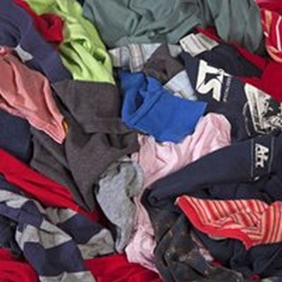 All Rags R301-50 Reclaimed Color Knits 50 lbs.
