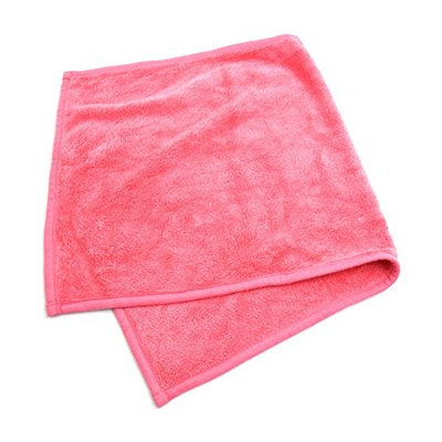 uxcell Yellow Microfiber Quick Drying Hair Wrap Absorbent Shower Towel for Bath Spa Gym Running