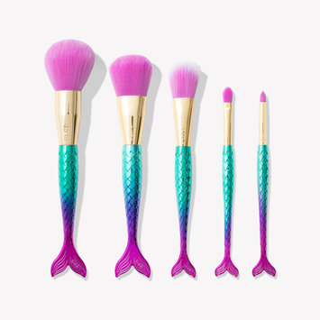 tarte Minutes to Mermaid Brush Set - Be A Mermaid & Make Waves Collection