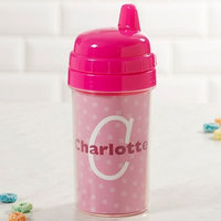 Just Me Sippy Cup in Pink