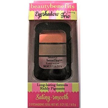 Beauty Benefits Eyeshadow Trio - Evening