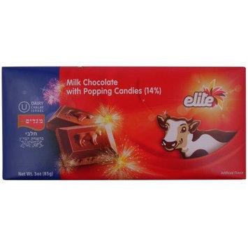 Elite Milk Chocolate w/ Pop Rocks (12x3 Oz)
