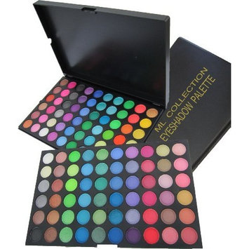 ML Collection Professional Eyeshadow Palette, 120 Color