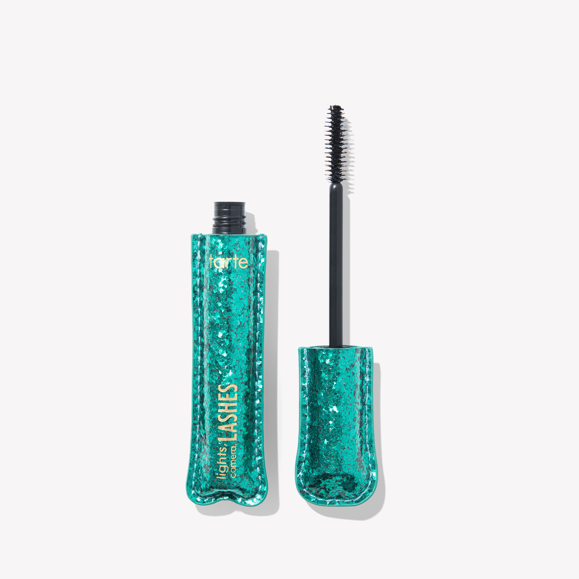 tarte Limited Edition Lights, Camera, Lashes 4-in-1 Mascara - Be A Mermaid & Make Waves Collection Black 0.24 oz/ 7 mL